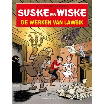 Suske en Wiske - De werken van Lambik (2021)