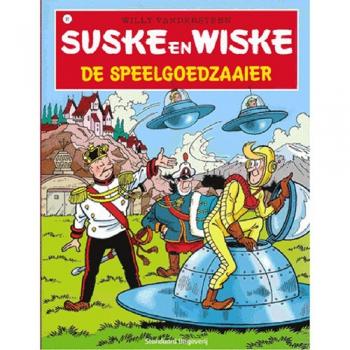 Suske en Wiske 91 - De speelgoedzaaier