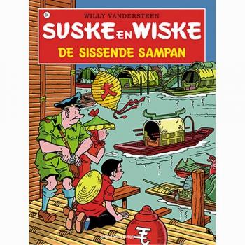 Suske en Wiske 94 - De sissende sampan