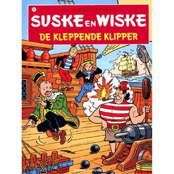 Suske en Wiske 95 - De Kleppende Klipper