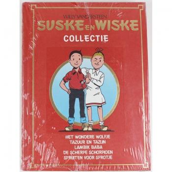 Suske en Wiske - Lecturama Collectie 42 Het wondere Wolfje / … (geseald)