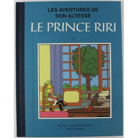 Le prince Riri 2 (HC Klassiek Le Soir)