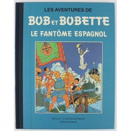Bob et Bobette - Le fantôme Espagnol (HC Le Soir)
