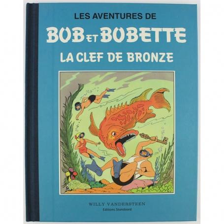 Bob et Bobette - La clef de bronze (HC Le Soir)