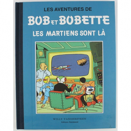 Bob et Bobette - Les Martiens sont là (HC Le Soir)