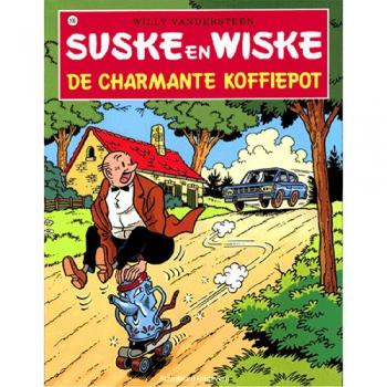 Suske en Wiske 106 - De charmante koffiepot