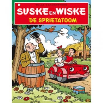 Suske en Wiske 107 - De sprietatoom