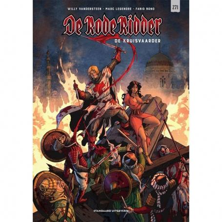De Rode Ridder 271 - De kruisvaarder