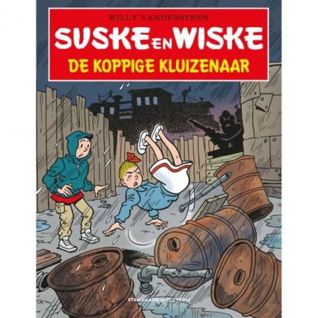 Suske en Wiske - De koppige kluizenaar (Kruidvat)