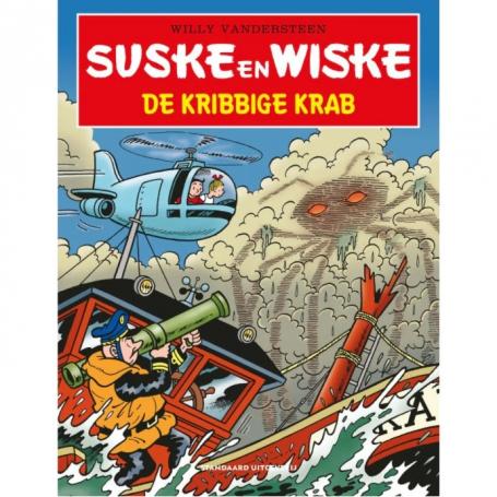 Suske en Wiske - De kribbige krab (Kruidvat)