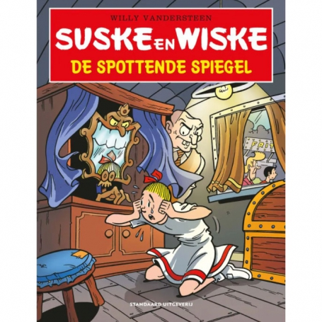 Suske en Wiske - De spottende spiegel (Kruidvat)