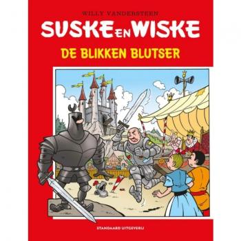 Suske en Wiske - De blikken blutser (Kruidvat)