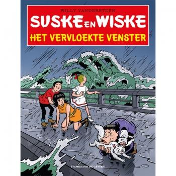 Suske en Wiske - Het vervloekte venster (2021)