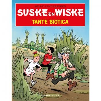Suske en Wiske - Tante Biotica (2021)