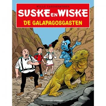 Suske en Wiske - De Galapagosgasten (2021)