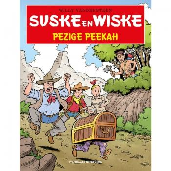 Suske en Wiske - Pezige Peekah (2021)