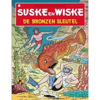 Suske en Wiske 116 - De bronzen sleutel
