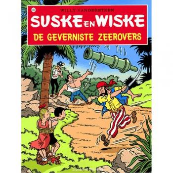 Suske en Wiske 120 - De geverniste zeerovers