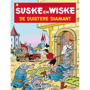 Suske en Wiske 121 - De duistere diamant