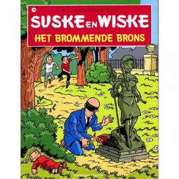 Suske en Wiske 128 - Het brommende brons