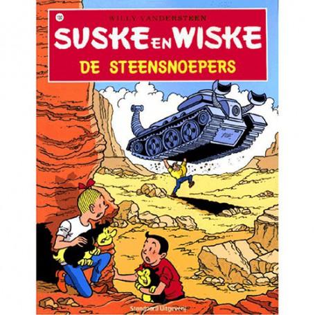 Suske en Wiske 130 - De steensnoepers