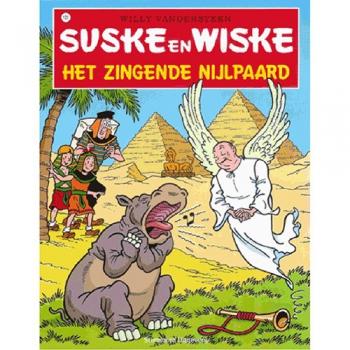 Suske en Wiske 131 - Het zingende nijlpaard