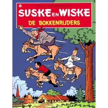 Suske en Wiske 136 - De bokkerijders