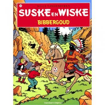 Suske en Wiske 138 - Bibbergoud