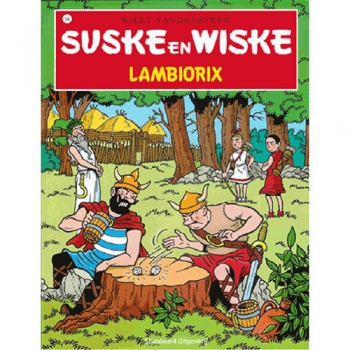 Suske en Wiske 144 - Lambiorix