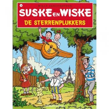 Suske en Wiske 146 - De sterrenplukkers