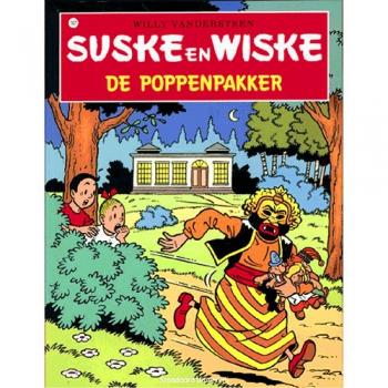 Suske en Wiske 147 - De poppenpakker