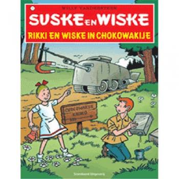 Suske en Wiske 154 - Rikki en Wiske in Chocowakije