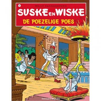 Suske en Wiske 155 - De poezelige poes