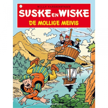 Suske en Wiske 157 - De mollige meivis