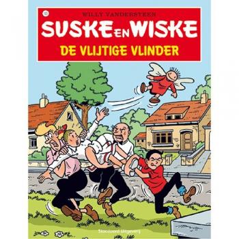 Suske en Wiske 163 - De vlijtige vlinder
