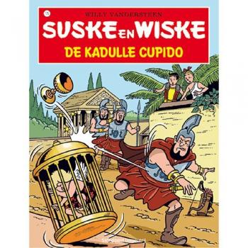 Suske en Wiske 175 - De kadulle Cupido