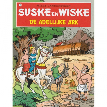Suske en Wiske 177 - De adellijke ark