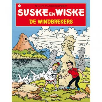 Suske en Wiske 179 - De windbrekers