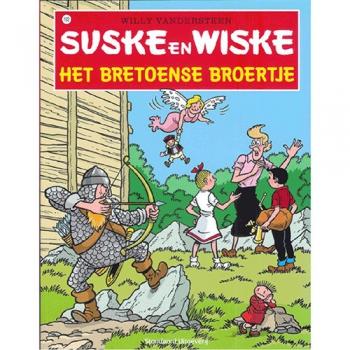 Suske en Wiske 192 - Het Bretoense broertje