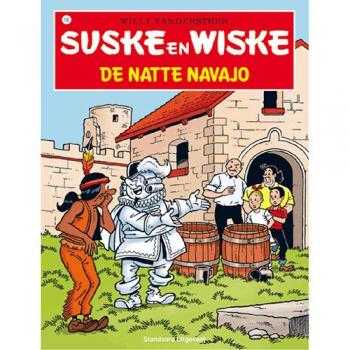 Suske en Wiske 196 - De natte Navajo