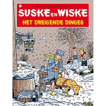 Suske en Wiske 201 - Het dreigende dinges