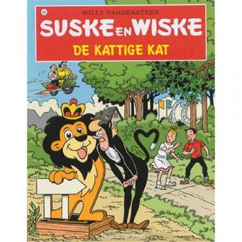 Suske en Wiske 205 - De kattige kat