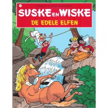 Suske en Wiske 212 - De edele elfen
