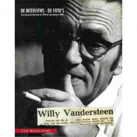 Interviewboek Willy Vandersteen