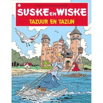 Suske en Wiske 229 - Tazuur en Tazijn
