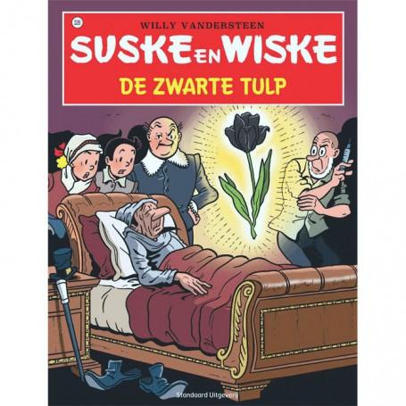 Suske en Wiske 326 - De zwarte tulp