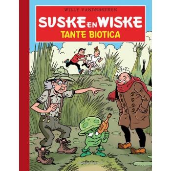 Suske en Wiske - Tante Biotica luxe