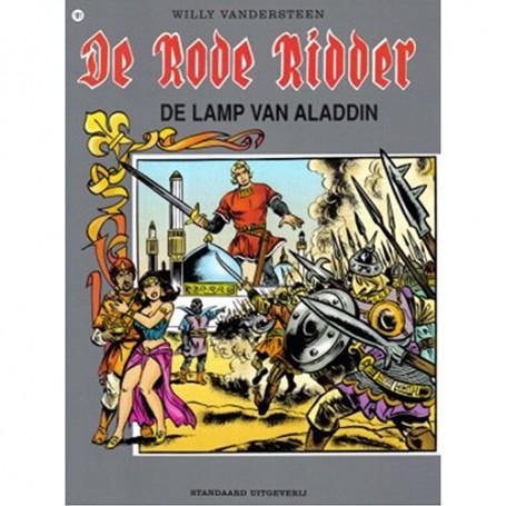 De Rode Ridder 181 - De lamp van Aladdin