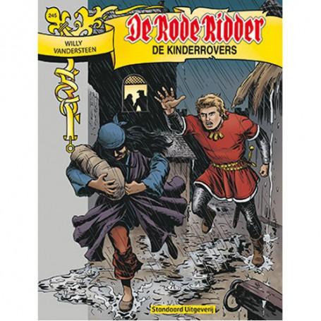De Rode Ridder 245 - De kinderrovers