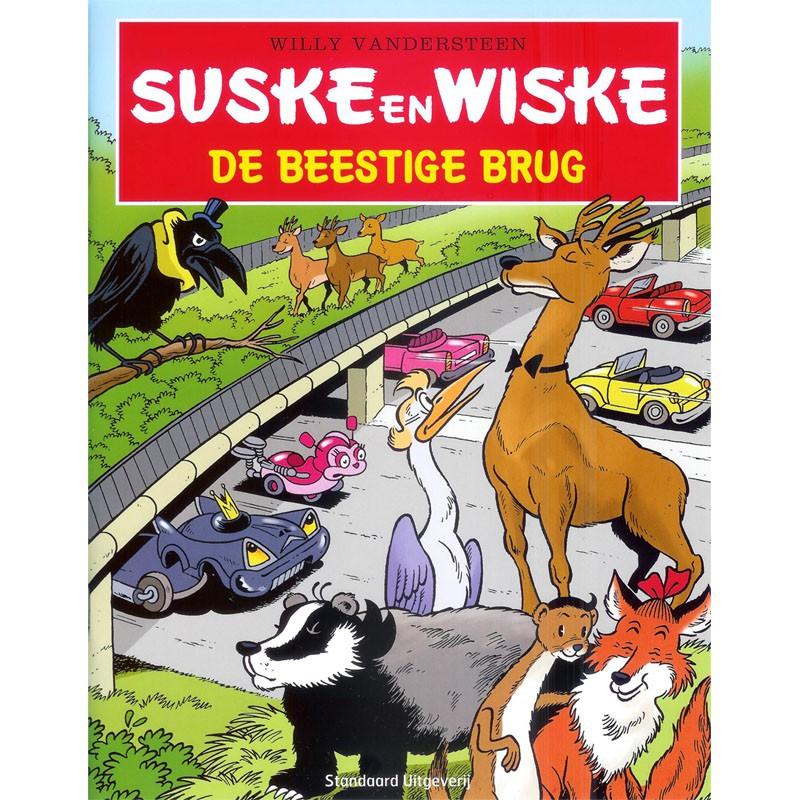 Suske en Wiske - De beestige brug